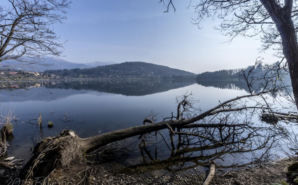 Il lago gruppo ontano